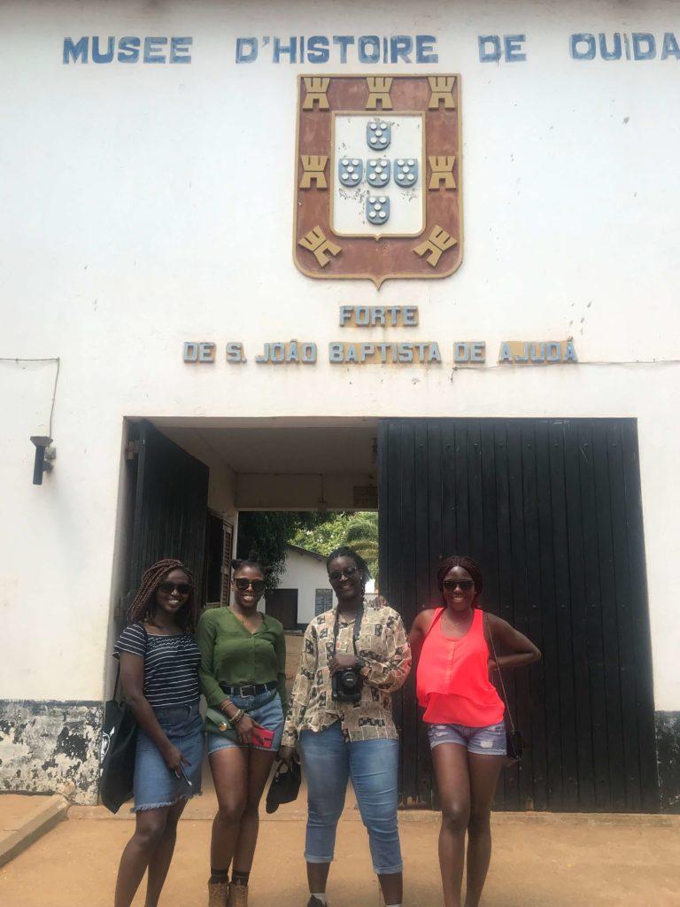 Musee D'Histoire De Ouidah in Fort of São João Baptista de Ajudá